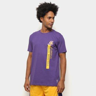 Camiseta NBA Los Angeles Lakers Flush Masculina