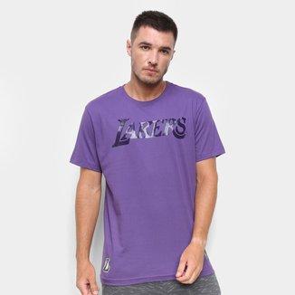 Camiseta NBA Los Angeles Lakers Gel Masculina