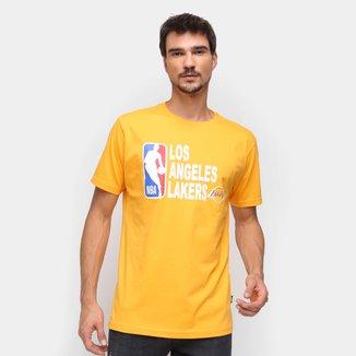 Camiseta NBA Los Angeles Lakers League Masculina