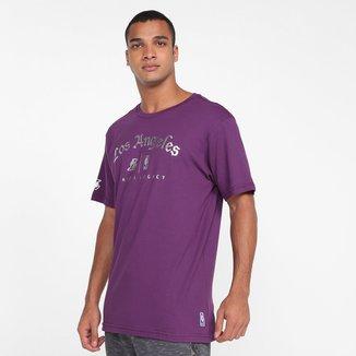 Camiseta NBA Los Angeles Lakers Legacy Masculina
