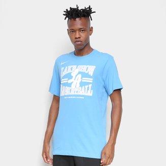 Camiseta NBA Los Angeles Lakers Nike Dry Masculina