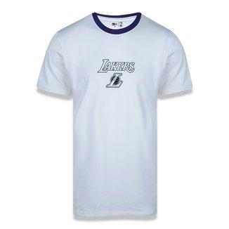 Camiseta NBA Los Angeles Lakers Reborn Heritage Old