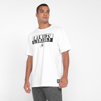 Camiseta NBA Los Angeles Lakers Street Masculina