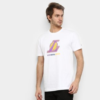 Camiseta NBA Los Angeles Lakers Under Dance League Masculina