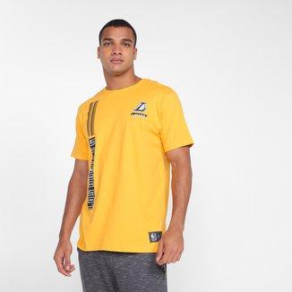 Camiseta NBA Los Angeles Lakers Urban Masculina