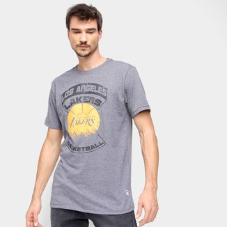 Camiseta NBA Los Angeles Lakers Urban Masculina