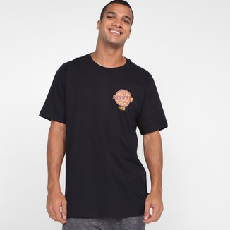 Camiseta NBA Miami Heat Beach Masculina