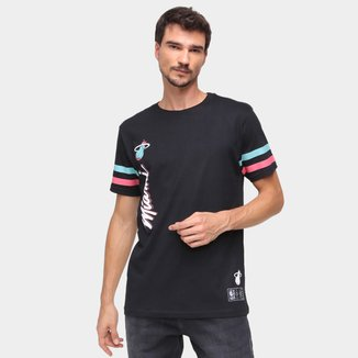 Camiseta NBA Miami Heat Signature Masculina