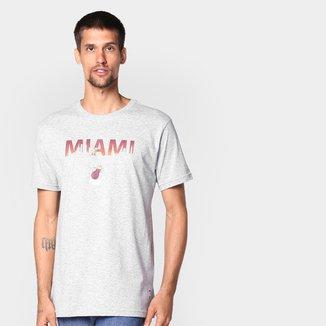 Camiseta NBA Miami Heat Sunset City Masculina