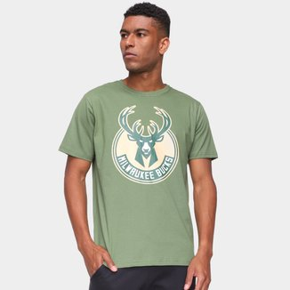 Camiseta NBA Milwaukee Bucks Masculina