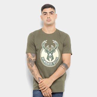 Camiseta NBA Milwaukee Bucks