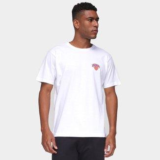Camiseta NBA New York Knicks Shield Masculina