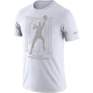 Camiseta NBA Nike Giannis Antetokounmpo Dry MVP Masculina