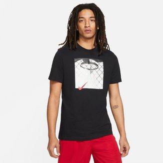 Camiseta NBA Nike Hbr Photo Masculina