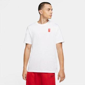 Camiseta NBA Nike Kyrie Irving Dri-Fit Logo Masculina