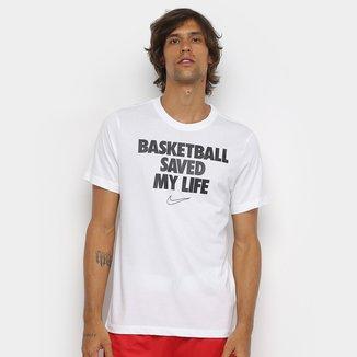 Camiseta NBA Nike Verbia Dri-Fit FN Masculina