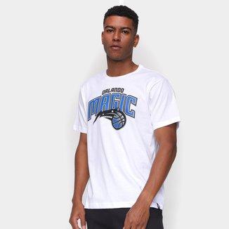 Camiseta NBA Orlando Magic Shield Masculina