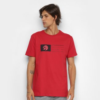 Camiseta NBA Toronto Raptors Conference Masculina
