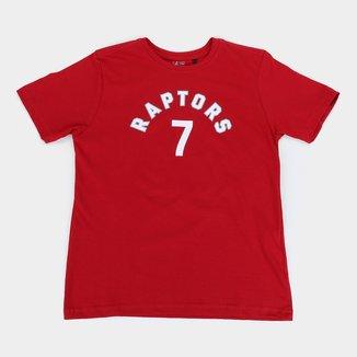 Camiseta NBA Toronto Raptors Juvenil Masculina