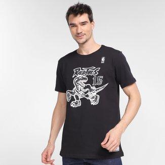 Camiseta NBA Toronto Raptors Vince Carter Mitchell & Ness Masculina