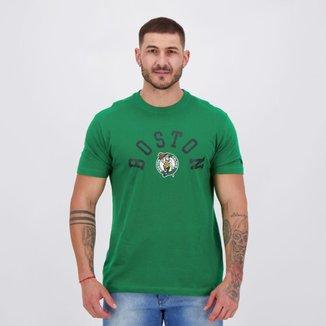 Camiseta New Era NBA Boston Celtics Masculina