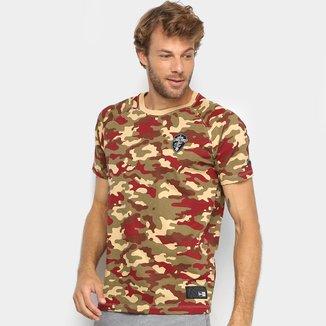 Camiseta New Era NBA Cleveland Cavaliers Mix Color Masculina