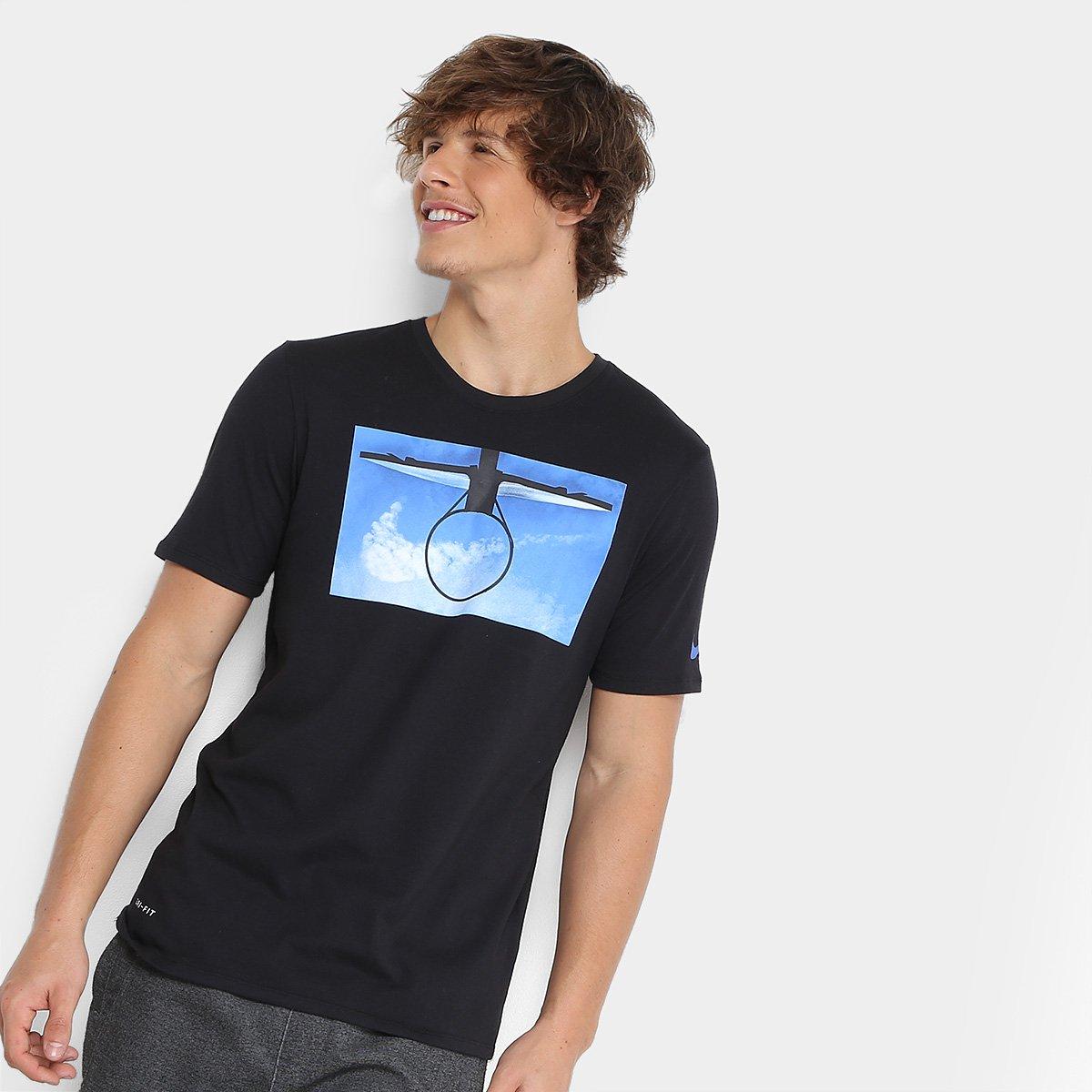 Camiseta Nike Dry Daydream Masculina - Compre Agora  0d6df21e05a8d