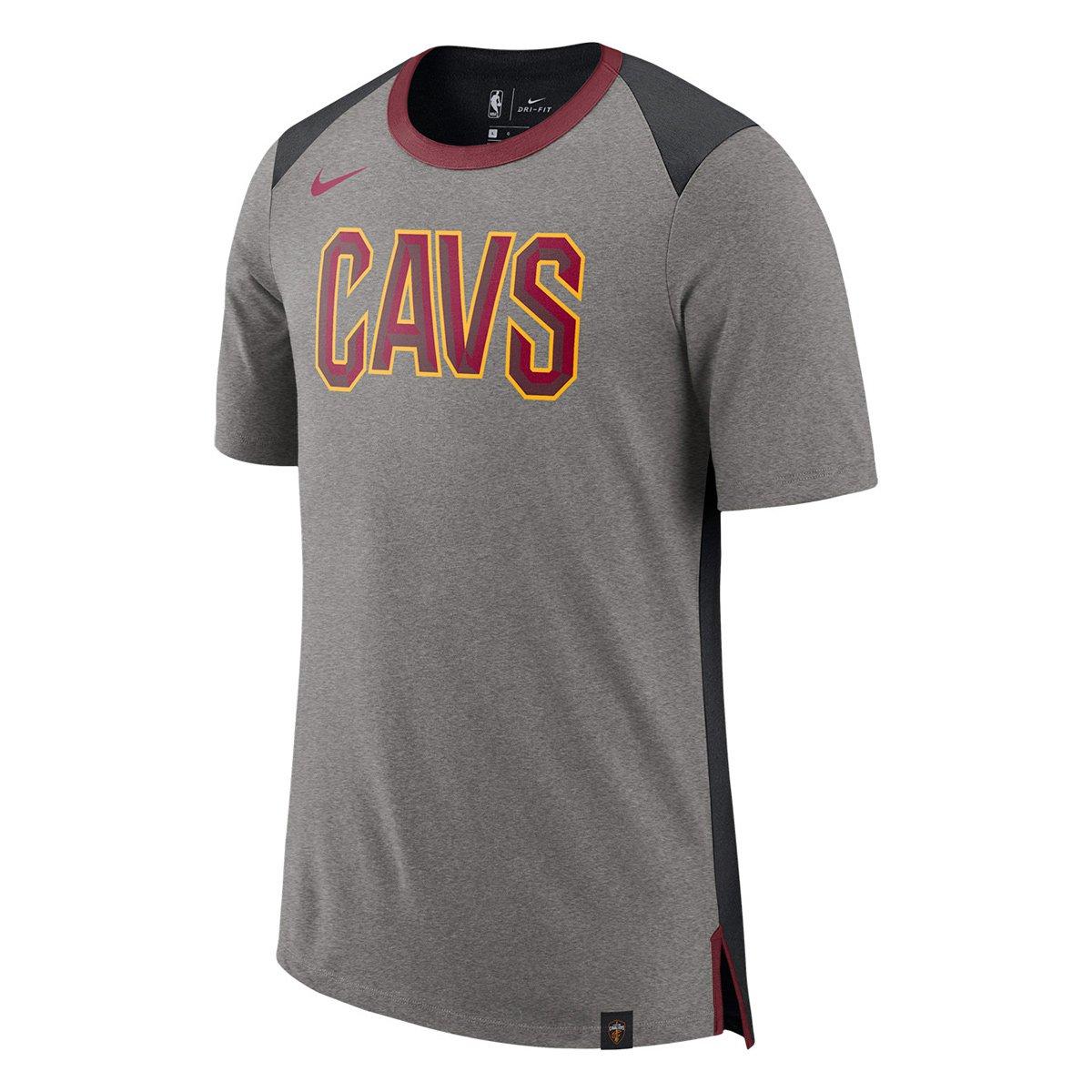 36acc1d9e Camiseta Nike NBA Cleveland Cavaliers BB Fan Masculina - Compre Agora