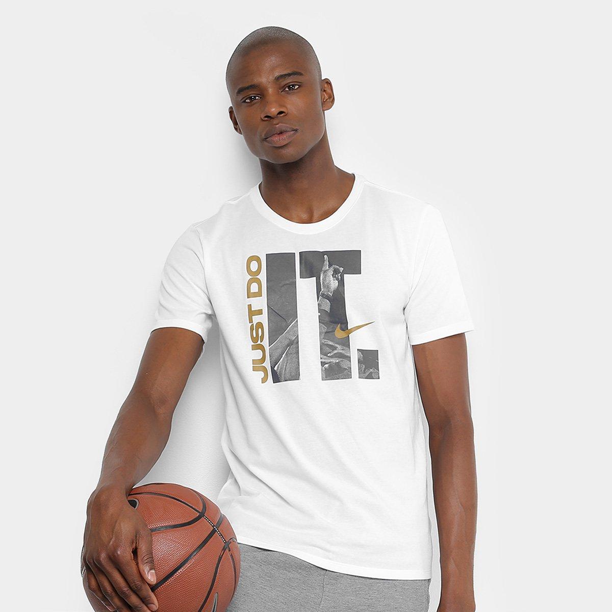 Camiseta Nike Team Do It Masculina - Compre Agora  e69ec8e690a6b