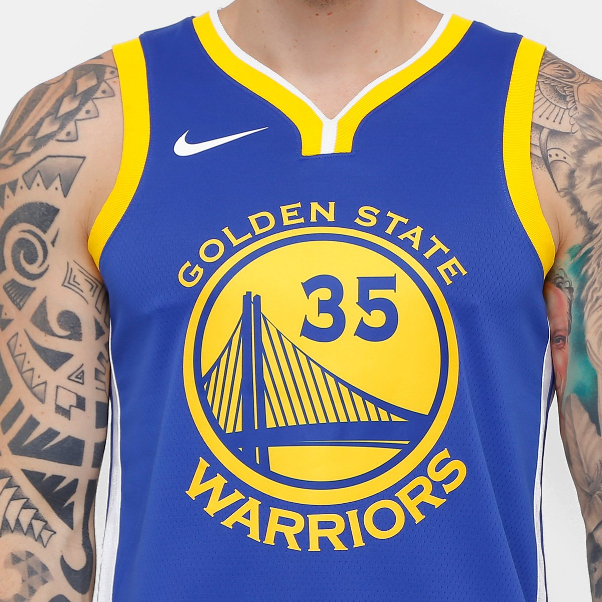 Warriors Swingman Camiseta Golden Nba State Regata Nike Kevin wxqTRXqZIP
