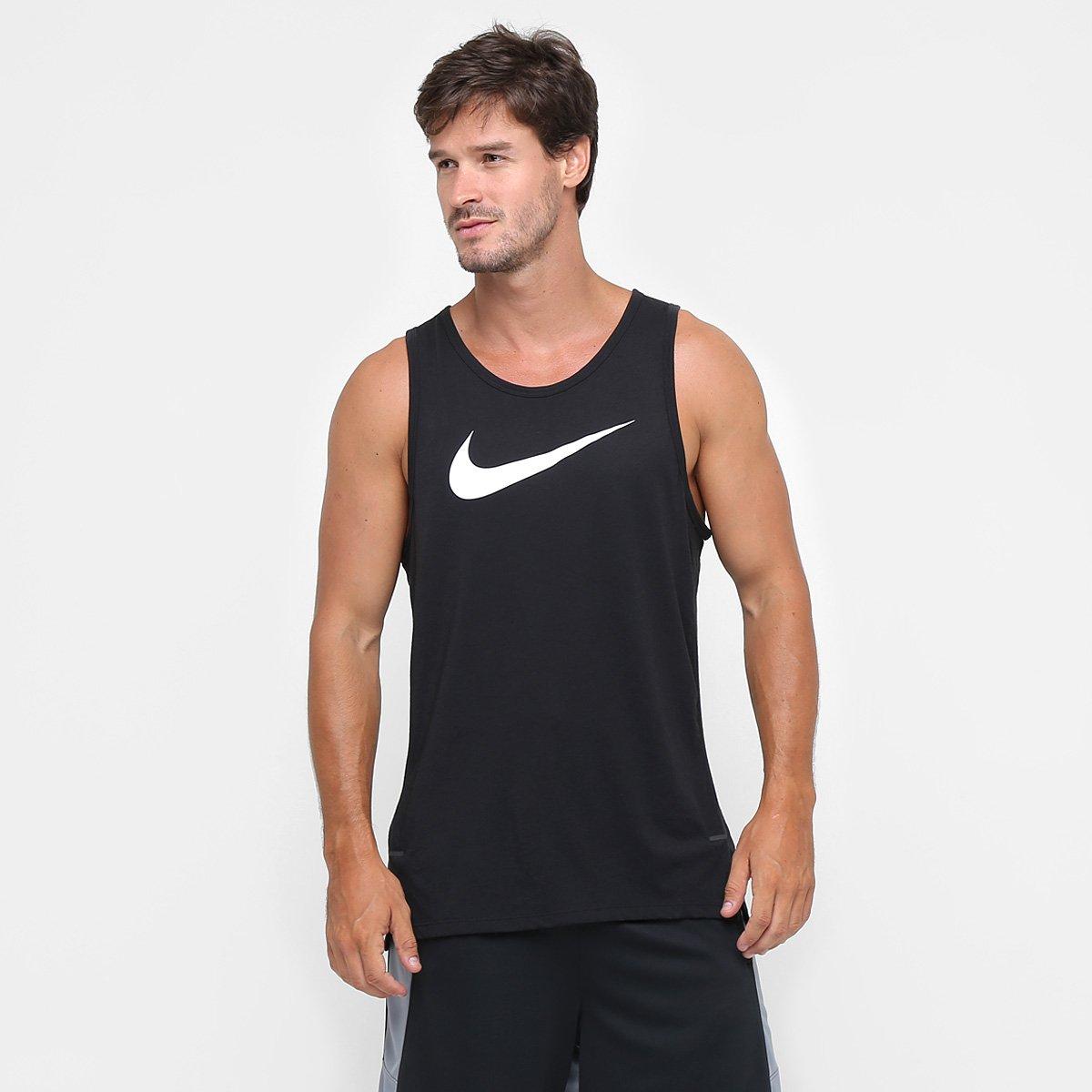 Camiseta Regata Nike Top SL Elite Masculina - Compre Agora  12d1878b0eb