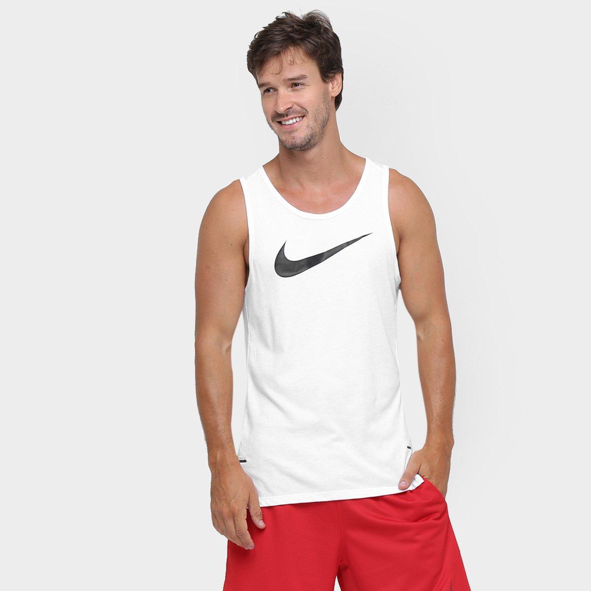 e2236d8fe87bf Camiseta Regata Nike Top SL Elite Masculina - Compre Agora