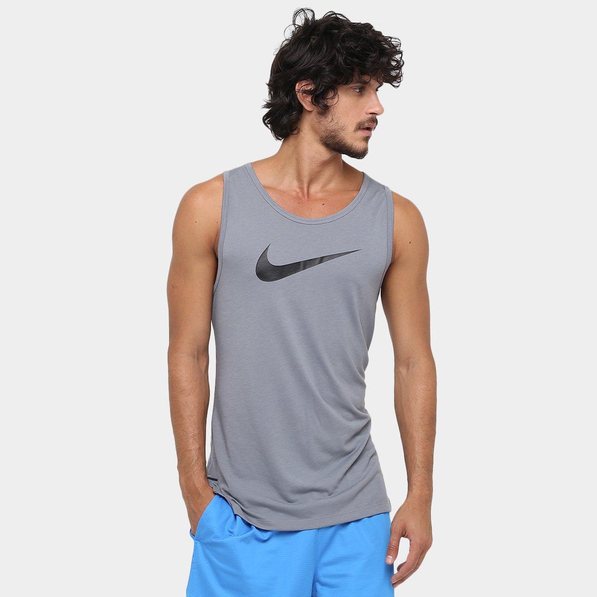 Camiseta Regata Nike Top SL Elite Masculina - Compre Agora  f629ef83872