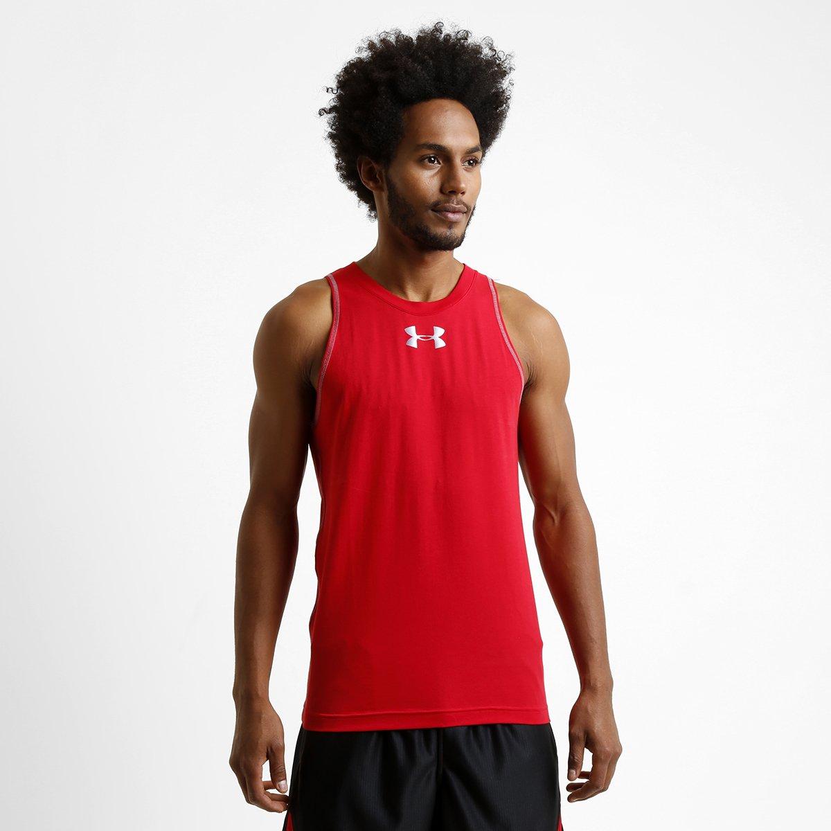 ab1e4526a11 Camiseta Regata Under Armour Jus Sayin Too - Compre Agora
