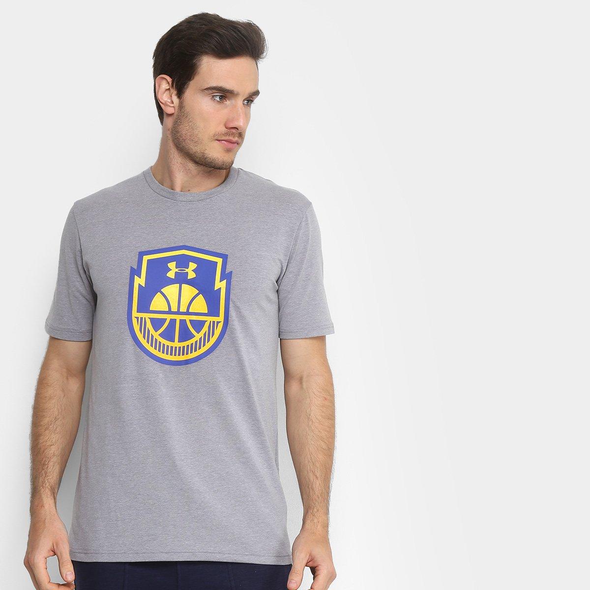 ac09e518162 Camiseta Under Armour Icon SS Masculina - Compre Agora