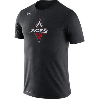 Camiseta WNBA Las Vegas Aces Nike Logo Masculina