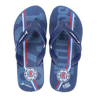 Chinelo NBA Los Angeles Clippers Rider Street Bold  Masculino