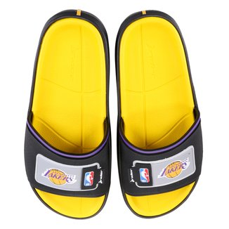 Chinelo Slide NBA Los Angeles Lakers Rider Masculino
