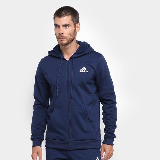 Jaqueta de Moletom Adidas Sport Bb Masculina - Marinho
