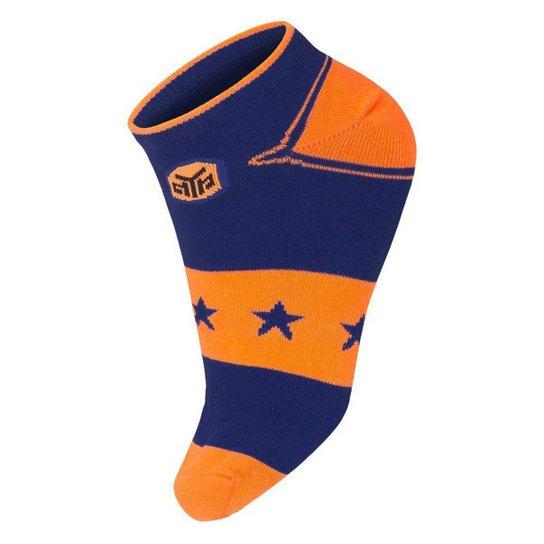 Meia NBA New York Nets Cano Baixo - Preto