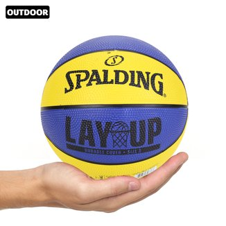 Mini Bola Basquete Infantil NBA Spalding Lay Up Tam. 3