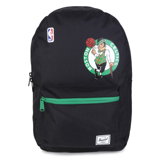 Mochila NBA Boston Celtics Herschel - Preto