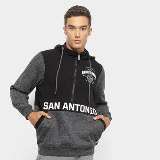 Moletom NBA San Antonio Spurs Masculino