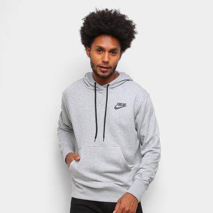 Moletom Nike Giannis Pullover Canguru Masculino