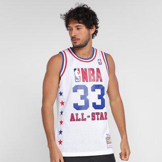 Regata NBA All Star Larry Bird nº33 Mitchell & Ness Larry Bir Masculina
