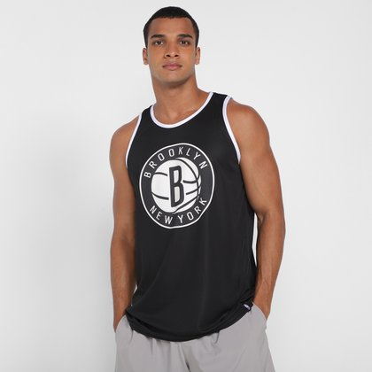 Regata NBA Brooklyn Nets Shield Masculina