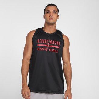 Regata NBA Chicago Bulls Essentials Masculina