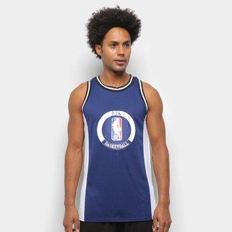 Regata NBA Estampada College Masculina