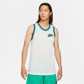 Regata NBA Giannis Antetokounmpo Nike Mesh Masculina