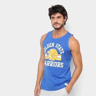 Regata NBA Golden State Warriors Mitchell & Ness Masculina